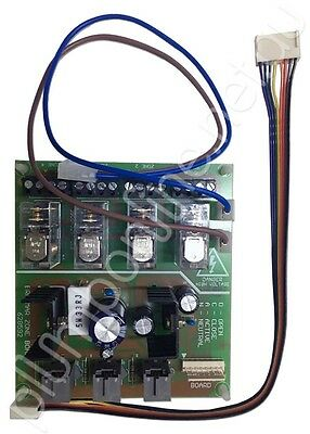 NEW Circuit Board Braemar BSC 2006 Zone Kit PCB for Ducted Heaters - 240V