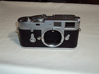 VINTAGE Leica M2 35mm Camera - Body Only -  Fresh CLA - EXCELLENT