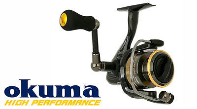 Okuma Signature SIG 40 High Performance Spin Fishing Reel + BRAND NEW + WARRANTY