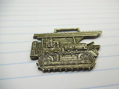 Rare Hard 2Find Fob Of The Month C.l. Best Traction Company Tracklayer Watch Fob