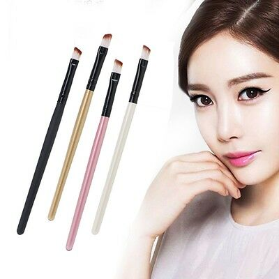 1/4pcs Angle Brush Eyeliner Eyebrow Dip Powder Eye Shadow Eyeliner Brush Makeup