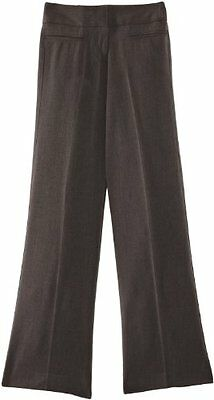 Grigio (Mid Grey) (TG. XX-Large) Blue Max Banner - Pantaloni con fly, bambina, G