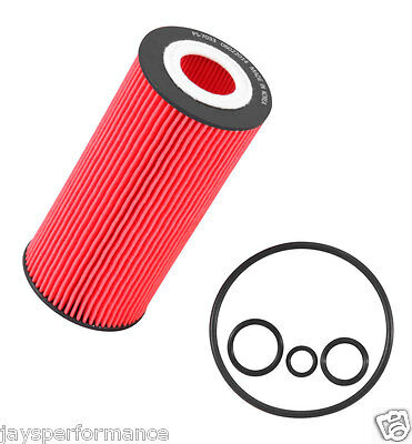 Kn Oil Filter (Ps-7033) Replacement High Flow Filtration