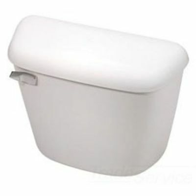 """Mansfield Alto Biscuit 2"""" FLapper Toilet Tank (Toilet Tank Only)  Model 173-BISC"""