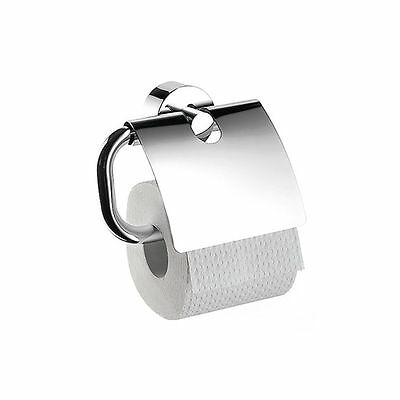 Axor 41538000 Uno Chrome Toilet Paper Holder