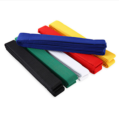 Taekwondo Belt Ranking Martial Arts Uniform Colour Stripe Tip Karate Competition