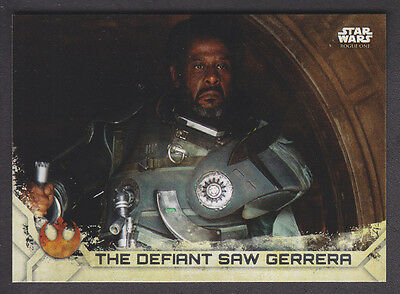 Topps Star Wars - Rogue One Series 2 - Base Card # 27