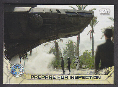 Topps Star Wars - Rogue One Series 2 - Base Card # 50