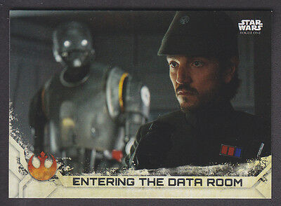 Topps Star Wars - Rogue One Series 2 - Base Card # 57