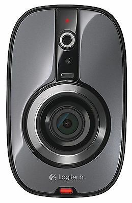 LOG1 Logitech Alert 700n Indoor Add-On Camera with Wide-Angle Night Vision