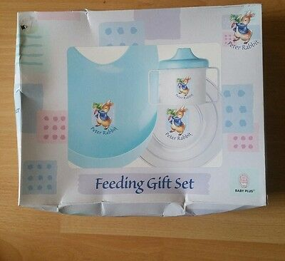 Roger Rabbit Baby Feeding Gift Set