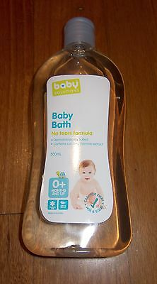 Baby Solutions Baby Bath - 500ml