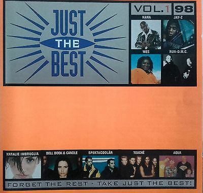 Doppel-CD Just the Best Vol.1/1998
