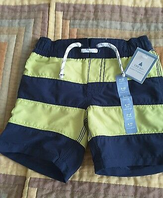 New GAP baby boy swimming shorts 6-12 months