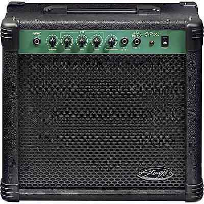 Stagg 20-BA 20W Bass Amplifier - 230V