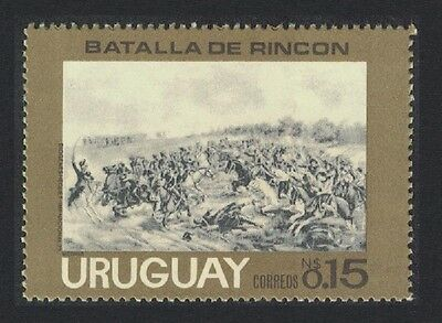 Uruguay 150th Anniversary of Battle of Rincon 1v SG#1610