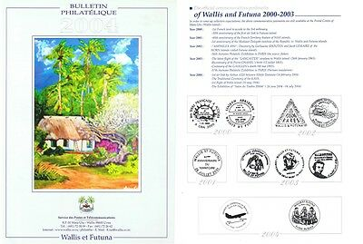 Wallis and Futuna Philatelic Bulletin 2004