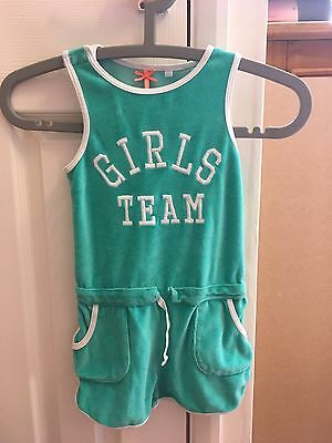 Girl's Sporty Summer Playsuit From NEXT Age 5 Years