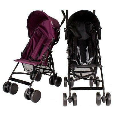 Red Kite Stroller Buggy Push Me 2U Baby Harness Removable Canopy Foldable