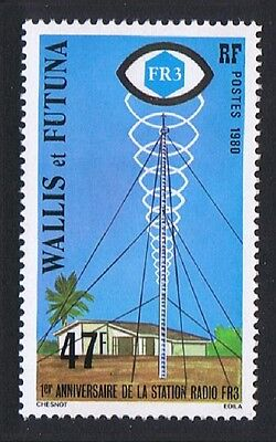 Wallis and Futuna Radio Station RF3 1v SG#352 SC#254