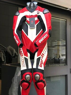 Tuta intera racing Ducati Corse C3 - leather suite 1 pcs Ducati Corse 981037148