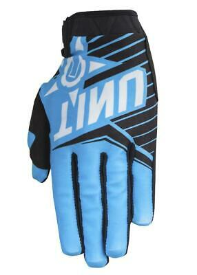 UNIT Clothing Rampage Gloves in BLUE