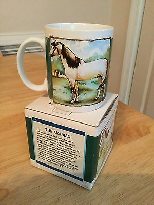 The Noble Horse Arabian Horse Ceramic Mug