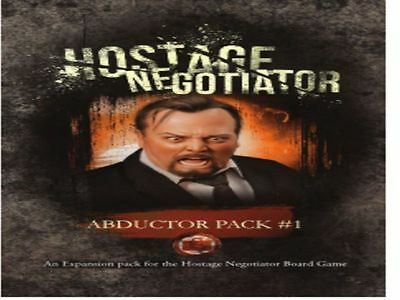 Hostage Negotiator Board Game - Abductor Pack 1