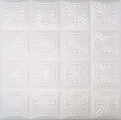 POLYSTYRENE TILES  PANELS WALL CEILING (Pack of 48) 12 Sqm - CAKE