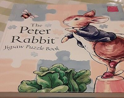 The Peter Rabbit Jigsaw puzzle Book
