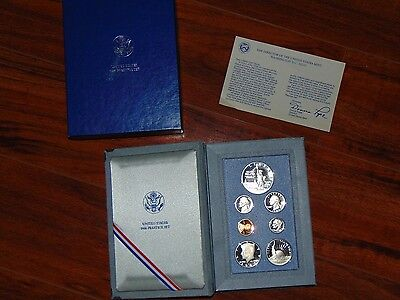 United States 1986 S Prestige Proof Set mint condition