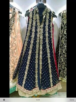 Indian Pakistani Salwar Kameez Anarkali Bollywood partywear Stitched Dress