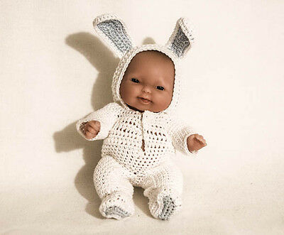 """Bunny Boy OUTFIT ONLY for the Itty Bitty Baby - 5"""" Lots to Love Babies"""