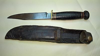 Vintage Sheffield Hunting Knife