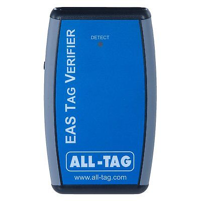 RF 8.2 MHz EAS Tag and Label Verifier