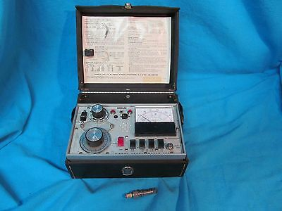 Sadelco Signal Level Meter Fs-3Sc Vhf & Super Band