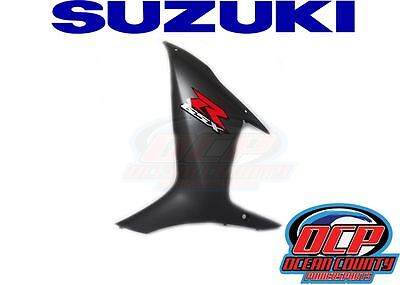 2016 Gsxr750 New Genuine Oem Suzuki Left Side Black Fairing Gixxer Gsxr 750