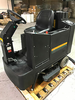 NSS Champ 3529 RB Ride-on Autoscrubber Floor Machine