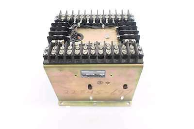 Bayly Engineering Limited 2654-3 Magnetic Amplifier D559890