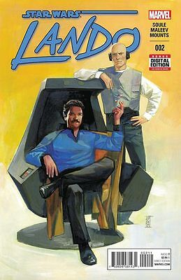 Star Wars: Lando #2(of 5) | Regular Cover | NM | Marvel Comics (HOBC)