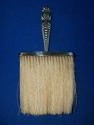 Antique Blackinton Sterling Silver Handle Victorian Hat Brush
