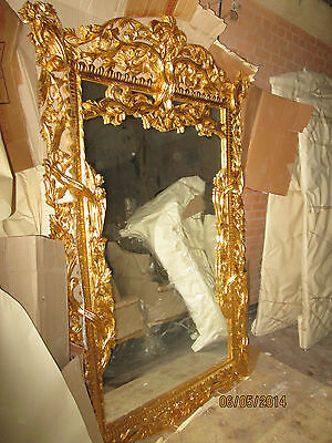 Sale New French Carved Large Mirrors Half Price