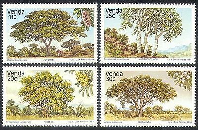 Venda 1984 Indigenous Trees MNH