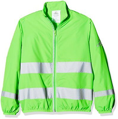 verde - verde (TG. FR : 6-8 ans (Taille Fabricant : 7-8 ans)) RFX-Giacca a vento