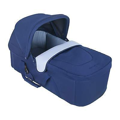 New Maclaren XLR Carrycot X-Large Navy Blue Baby 0-9 kg Carrier pushchair