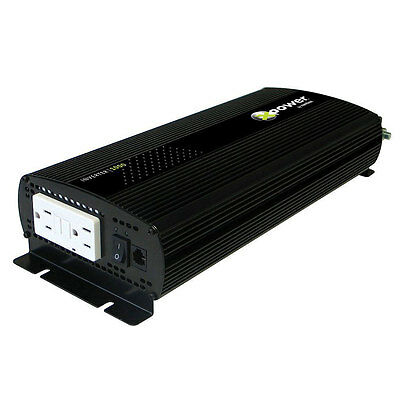 Xantrex 813-1000-UL XPower 1000 Inverter GFCI & Remote ON/OFF UL458