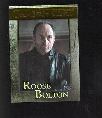 2017 Game of Thrones  season 6 GOLD GOLD FOIL PARALLEL card #54 SERIAL 39/150