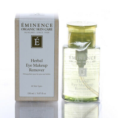 Eminence Herbal Eye Make-up Remover 5.07oz/150ml New FAST SHIP