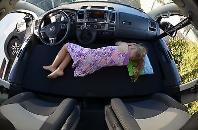 CampSleep small Bed Extra bed in Motorhome Station wagon van Driver's cab VW T5