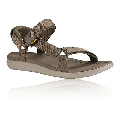 Teva Sanborn Universal Womens Brown Walking Trekking Summer Shoes Sandals